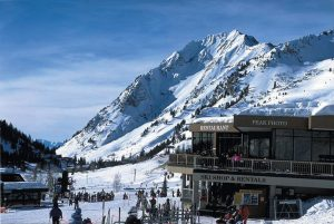 alta ski base