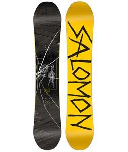 snowboard salomon beginner