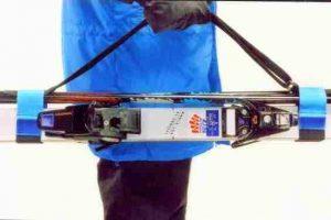 bowtie ski carrier