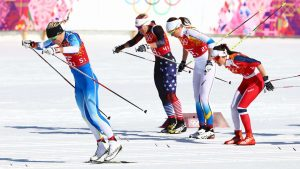 nordic ski headwear