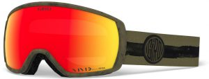 low light ski goggle