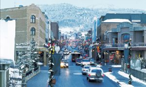 downtown park city ski