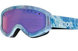 Anon tracker goggle ski kids
