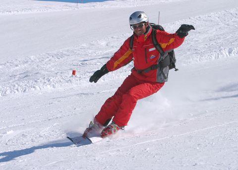 ski blade controversy