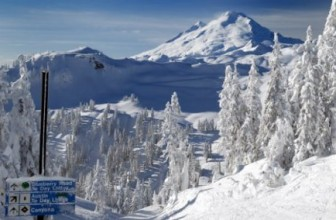 Skiing in Washington State