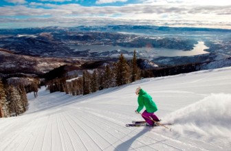 Utah Family Ski Resorts