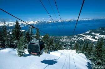 Lake Tahoe Skiing for Families